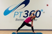 TAKE CHARGE OF YOUR DAY WITH PT360
