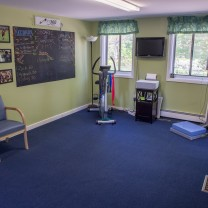 A photo of the PT360 Burlington physical therapy studio