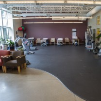 A photo of the PT360 Williston physical therapy studio